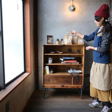 6/22(土)  古家具をリメイク!たんすでキャビネットをつくろうws ¥25000