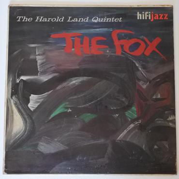 The Harold Land Quintet – The Fox( HiFi Jazz – SJ 612)stereo