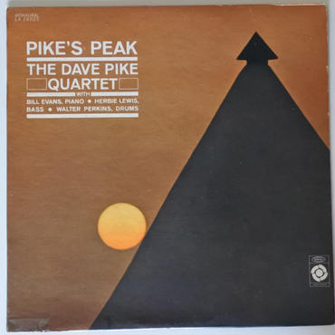 Dave Pike Quartet – Pike's Peak(Epic – LA 16025)mono