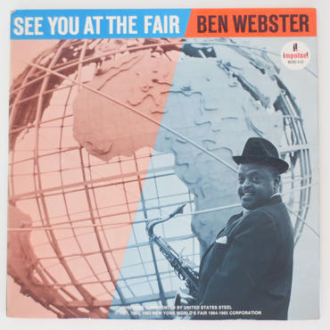 Ben Webster ‎– See You At The Fair(Impulse! ‎ A-65)mono