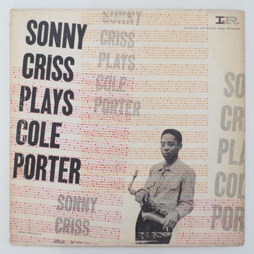 Sonny Criss ‎– Sonny Criss Plays Cole Porter(Imperial LP-9024)mono