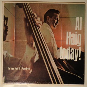 Al Haig ‎– Today!(Mint Records  ‎– AL 711)mono