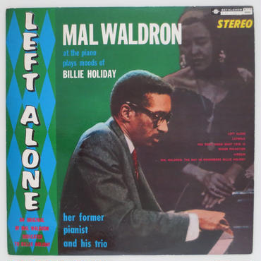 Mal Waldron ‎– Left Alone(Bethlehem Records ‎– BCP 6045)stereo