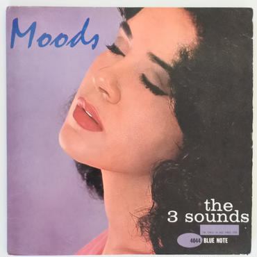 The Three Sounds – Moods(Blue Note – BLP 4044)mono