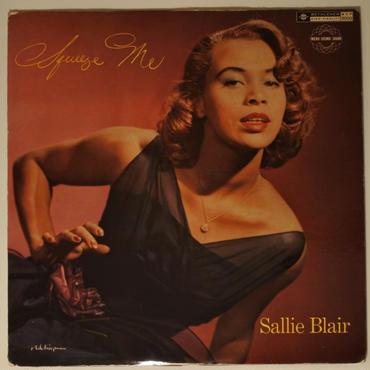 Sallie Blair – Squeeze Me(Bethlehem Records – BCP 6009)mono