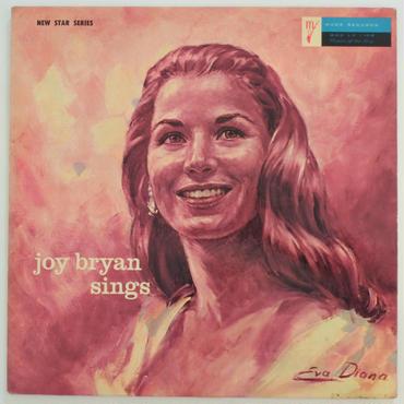 Joy Bryan – Joy Bryan Sings( Mode Records – MOD LP 108)mono