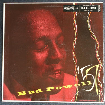 Bud Powell – Bud Powell '57( Norgran Records – MG N-1098)mono