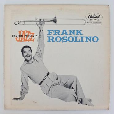 Frank Rosolino – Frank Rosolino(Capitol Records – T 6507)mono