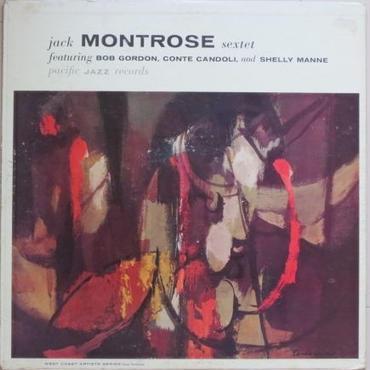 Jack Montrose Sextet – Jack Montrose Sextet(Pacific Jazz – PJ 1208)mono
