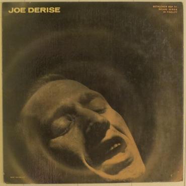 Joe Derise - Joe Derise With The Australian Jazz Quartet(Bethlehem Records BCP-51)mono