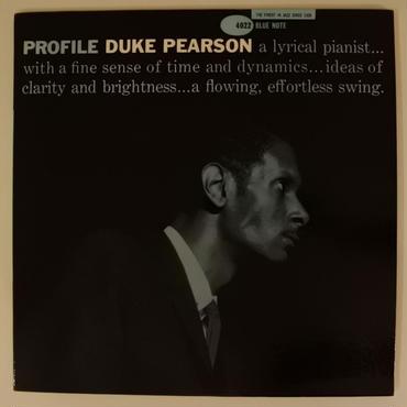 Duke Pearson – Profile(Blue Note – BLP 4022)mono