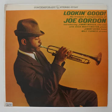 Joe Gordon ‎– Lookin' Good(Contemporary Records ‎– S7597)stereo