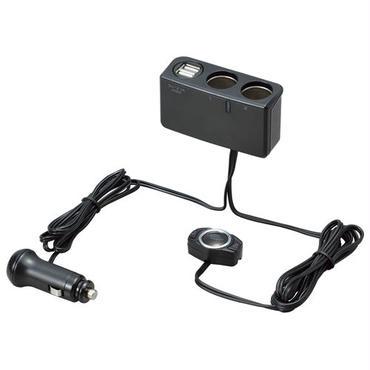 センサーソケット+USB