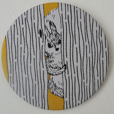 marbleSUD(マーブルシュッド) MARBLE ミニミラー 動物   097M049183