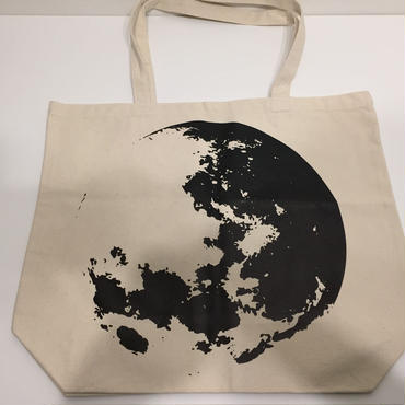 Moon Light Tote Bag 〜White〜