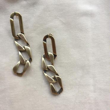 【V I A】Flat Bone Pierce/GOLD