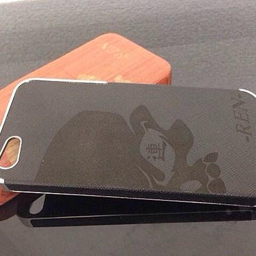 レザーiPhoneケース