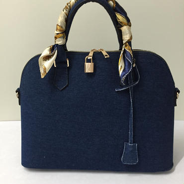 2WAYショルダーBAG (denim)