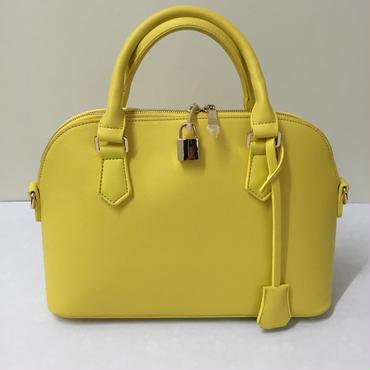 2WAYショルダーミニハンドBAG (yellow)
