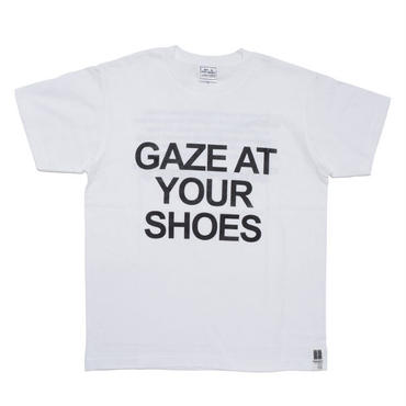 Gaze At Your Shoes - ホワイト