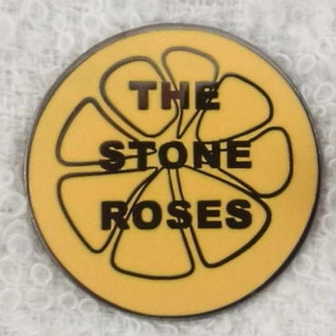 Stone Roses Lemmon Logo ピンバッジ