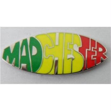 Madchester Logo ピンバッジ