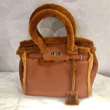 birkin style boa bag
