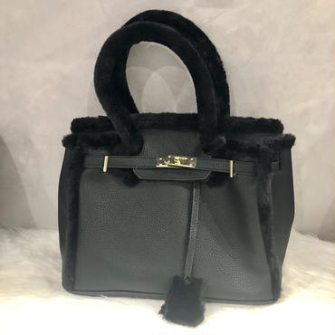 barkin style boa bag