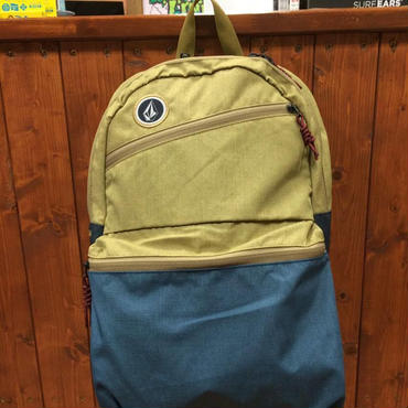 VOLCOM(ボルコム)バックパック AcademyBackpack D6531504