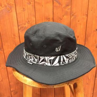 VOLCOM(ボルコム) ハット Stone Adventure Hat ブラック
