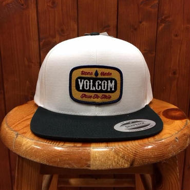 VOLCOM(ボルコム)スナップバックタイプ キャップ Cresticle カラー CLDD5511626