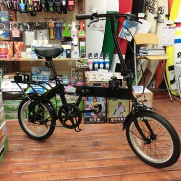 Rainbow FD-1サーフキャリア付折畳み自転車