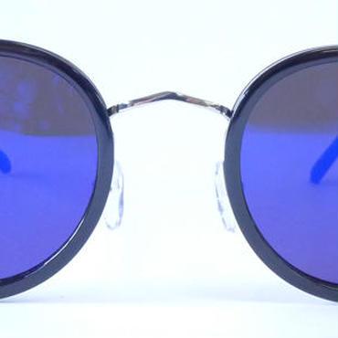 GLASSY (グラッシー)LINCOLN(リンカーン)サングラス カラー ブルーミラー
