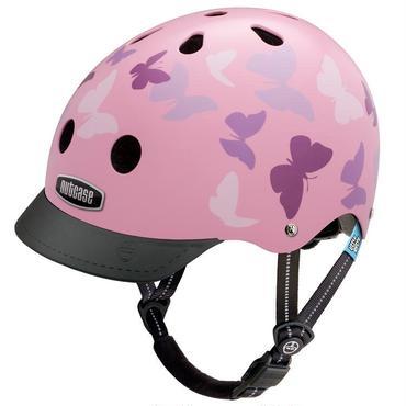 NUTCASE ヘルメットLITTLE NUTTY Flutterby(フラッターバイ) サイズXS