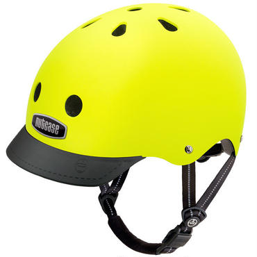 NUTCASE(ナットケース)ヘルメット/Lightning Matte(ライトニングマット)