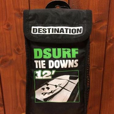 DESTINATION TIE DOWNSユーティリティーストラップ3.6