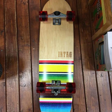 INTROskateboards(イントロスケートボード)CT-X RioGrande 34inch