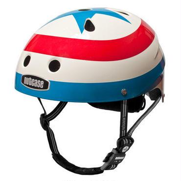 NUTCASE ヘルメットLITTLE NUTTY Speed Star(スピード スター) サイズXS