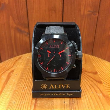 ALIVE EDIC52 JUNNOSK8 SPECIAL EDITION アライブ時計 限定モデル(限定100個生産)