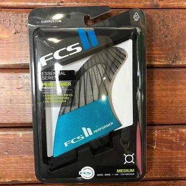 FCS IIパフォーマーPC Carbonトライセット サイズMEDIUM