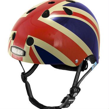 NUTCASE ヘルメットLITTLE NUTTY UnionJack(ユニオンジャック) サイズXS