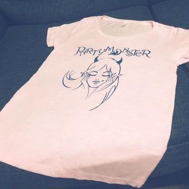 【sold out】Tシャツ(ピンクピンク)残りわずか♡