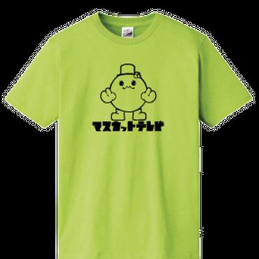 アレクTシャツ(グリーン)