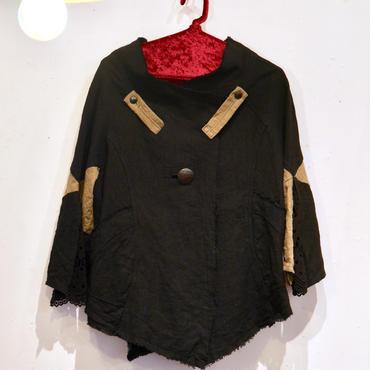 スターアニスジャケット(黒)