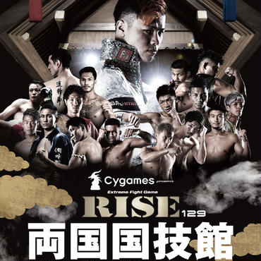 【 VIP席 】2018.11.17 / Cygames presents RISE129 大会チケット