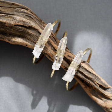 Crystal sword bangle