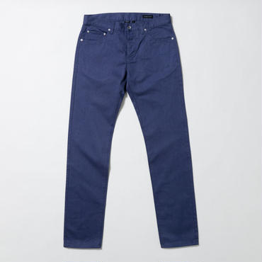 wings+horns(ウィングスアンドホーンズ)- Pigment Twill 5-Pocket Pants -BLUE