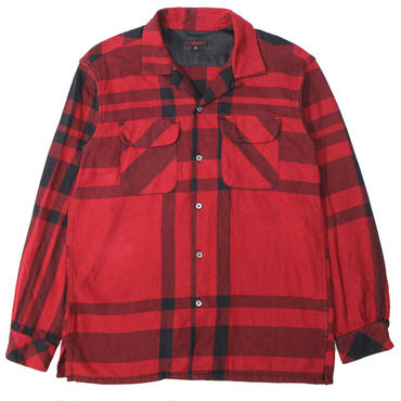 "NGINEERED GARMENTS(エンジニアード ガーメンツ)""Classic Shirt - Big Plaid"""