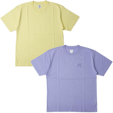 "POLAR SKATE CO.(ポーラー スケート カンパニー)""HAPPY SAD GARMENT DYED TEE"""