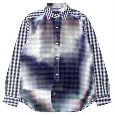 "Nigel Cabourn(ナイジェルケーボン)""BRITISH OFF SHIRT [GINGHAM]"""